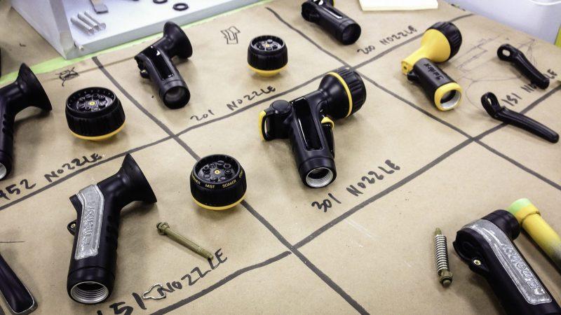 PriorityDesigns-Hose-Sprayer-Appearance-Prototype-Planning