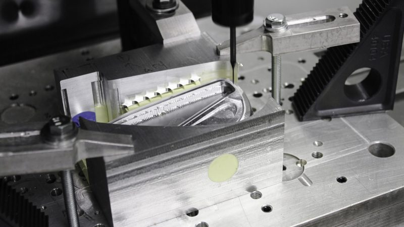 CNC Machining Metal Golf Club