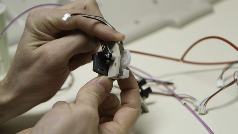 PriorityDesigns-Dental-Delivery-Functional-Prototype-Electrical-Assembly