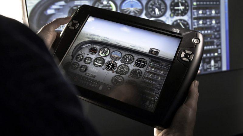 PriorityDesigns-Flight-Simulator-Functional-Prototype