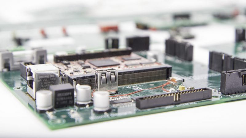 PriorityDesigns_electronic_circuit_prototype
